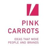 Logo Pink Carrots als eines der Partner von Bienesto (Mitarbeitergeschenke)
